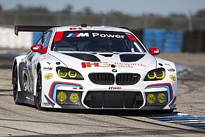 IMSA Preview BMW Team RLL is looking to the race at Long Beach to celebrate the first win with the BMW M6 GTLM