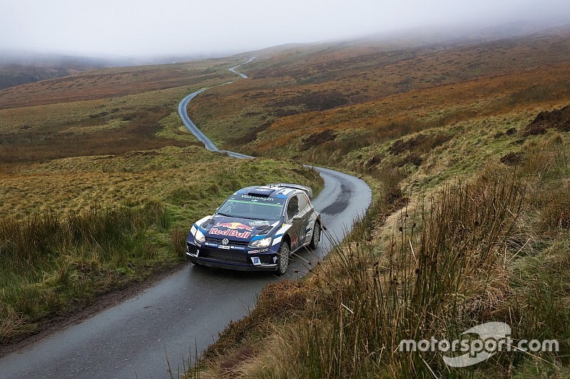 Wales WRC: Ogier seals win ahead of charging Tanak
