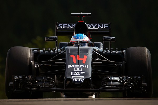 """Formula 1 Breaking news Honda confirms new Alonso engine after qualifying """"mistake"""""""