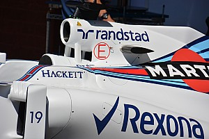 Formula 1 Analysis Bite-size tech: Williams removes airbox winglet
