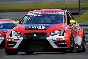 TCR Race report Oschersleben TCR: Oriola triumphs in Race 2 thriller
