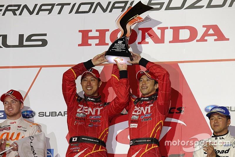 スーパーGT第6戦鈴鹿1000km優勝コメント(GT500)