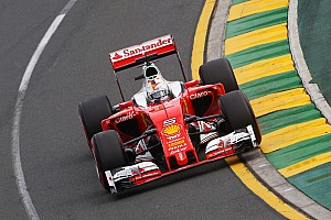 Formula 1 Qualifying report Australian GP – Both Ferraris on the second row