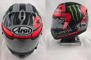 MotoGP Важливі новини Віньялес змінить шолом у заводській Yamaha