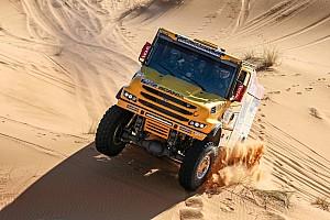 Cross-Country Rally BRÉKING Mauritánia egyelőre nem irgalmaz a Qualisport Racingnek