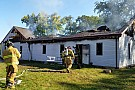 ARCA Feuer zerstört Zentrale der US-Rennserie ARCA