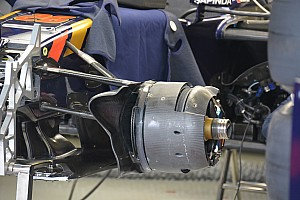 Bite-size tech: Toro Rosso expanded front brake ducts