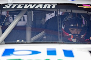 NASCAR Sprint Cup Interview Tony Stewart ready for