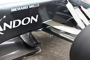 Formula 1 Analysis Bite-size tech: McLaren MP4-31 splitter winglet