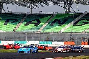 Lamborghini Super Trofeo Race report Sepang Super Trofeo: Podium run continues for Ebrahim/Malagamuwa