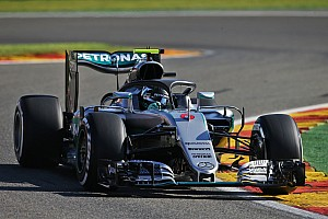 Formula 1 Practice report Belgian GP: Rosberg leads FP1 as Alonso hits trouble