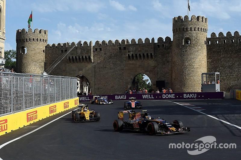 Revised F1 2017 calendar avoids Le Mans clash