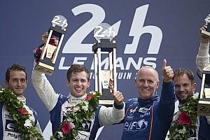 Le Mans Race report Gustavo Menezes, Brazilian-American Driver wins Le Mans 24 Hours 2016