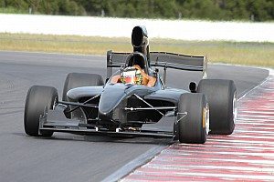 Other open wheel Breaking news New Formula 5000 car makes track debut