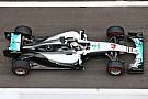 Formula 1 Mercedes baffled by Hamilton's