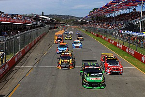 V8 Supercars Breaking news Waters 'not intimidated at all', says Prodrive boss