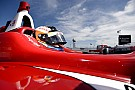Indy Lights Rosenqvist controls Race 2 to claim debut weekend win