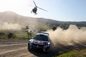 WRC Leg report Australia WRC: Mikkelsen wins Volkswagen's final rally