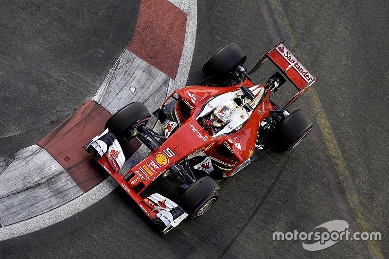 ベッテル、フェラーリの今後のアップデートに期待