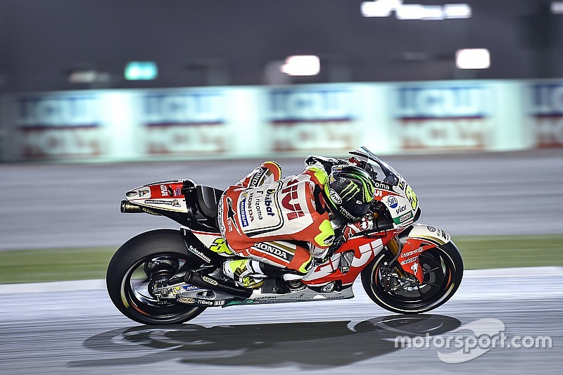 Crutchlow: Crash was best part of