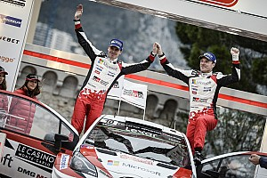 WRC 速報ニュース 【WRC】マキネン「完璧に近い走り。良いスタートを切ることができた」