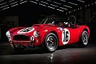 Auto Les Shelby Cobra Sebring bientôt vendues aux enchères