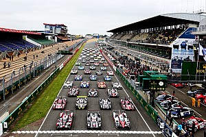 Le Mans Top List Le Mans 24 Hours: Full starting grid in pictures