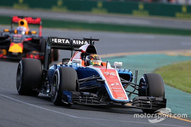 Manor will be strong once tyre issues are addressed - Wehrlein