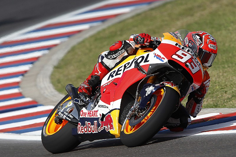 """Marquez staying realistic: """"Tomorrow we will see the reality"""""""