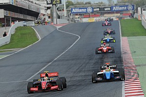 Formula V8 3.5 Qualifying report Catalunya F3.5: Deletraz snatches pole in final qualifying, Dillmann only 7th