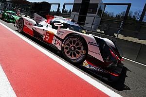 WEC Breaking news Davidson: Toyota's Le Mans aero won't work anywhere else
