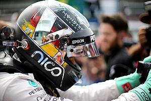 Formula 1 Top List German GP: Hockenheim starting grid in pictures