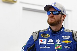 NASCAR Sprint Cup Press conference Dale Jr. explains how he was