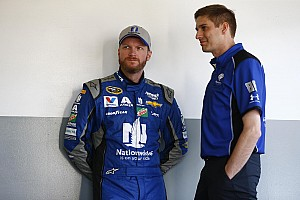 NASCAR Sprint Cup Practice report Dale Earnhardt Jr. tops eighth and final Daytona 500 practice