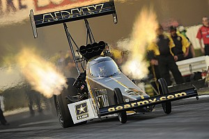 NHRA Preview Looking for peaks in Thunder Valley