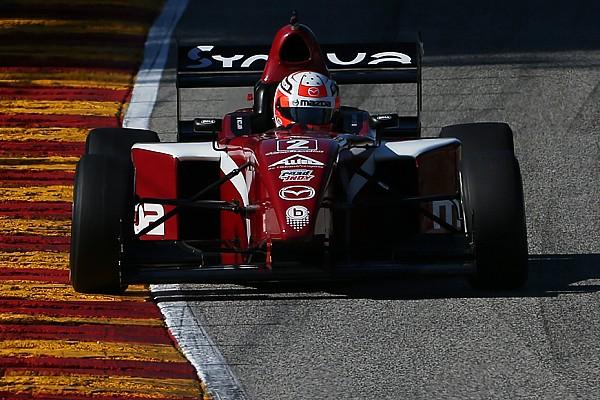 Pro Mazda Jamin doubles up at Mid-Ohio
