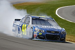 "NASCAR Sprint Cup Breaking news Rick Hendrick on team's struggles: ""It seems like when it rains, it pours"