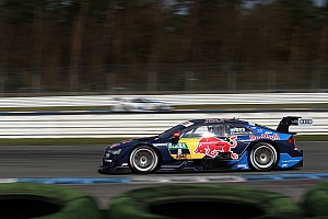 DTM Testing report Ekstrom quickest on third day of DTM testing