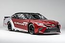 Monster Energy NASCAR Cup Toyota представила обновленную Camry для гонок NASCAR