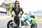 Other bike Alisha Abdullah honoured with FIM's Indian representative role