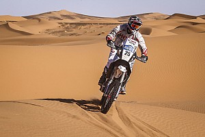 Cross-Country Rally Leg report Merzouga Bikes, Stage 2: Rodrigues maintains Hero lead, Svitko still on top