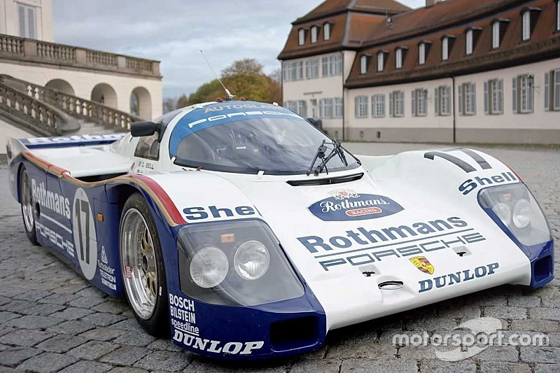Les cinq Porsche les plus chères de l'Histoire
