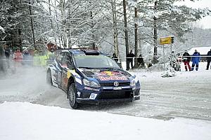 WRC Breaking news Latvala says