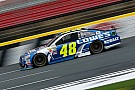 NASCAR Sprint Cup Jimmie Johnson tops opening practice session for Coke 600