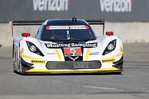 IMSA Qualifying report Fittipaldi edges Goossens for Detroit pole