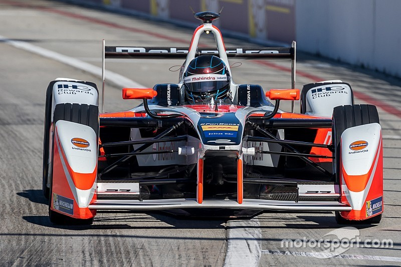 Mahindra Debrief: Safety car interrupted podium charge in Long Beach