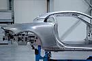 Auto La structure aluminium de la nouvelle Alpine dévoilée