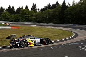 Endurance Race report Nurburgring 24h: Four Mercedes out front at half-way point