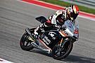 Austin Moto3: Suzuki ends as top Mahindra rider in rain-affected qualifying
