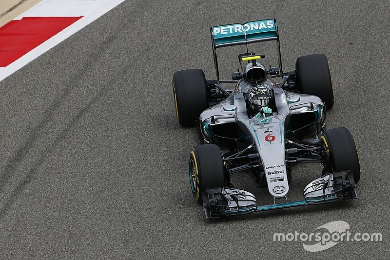 Mercedes expects